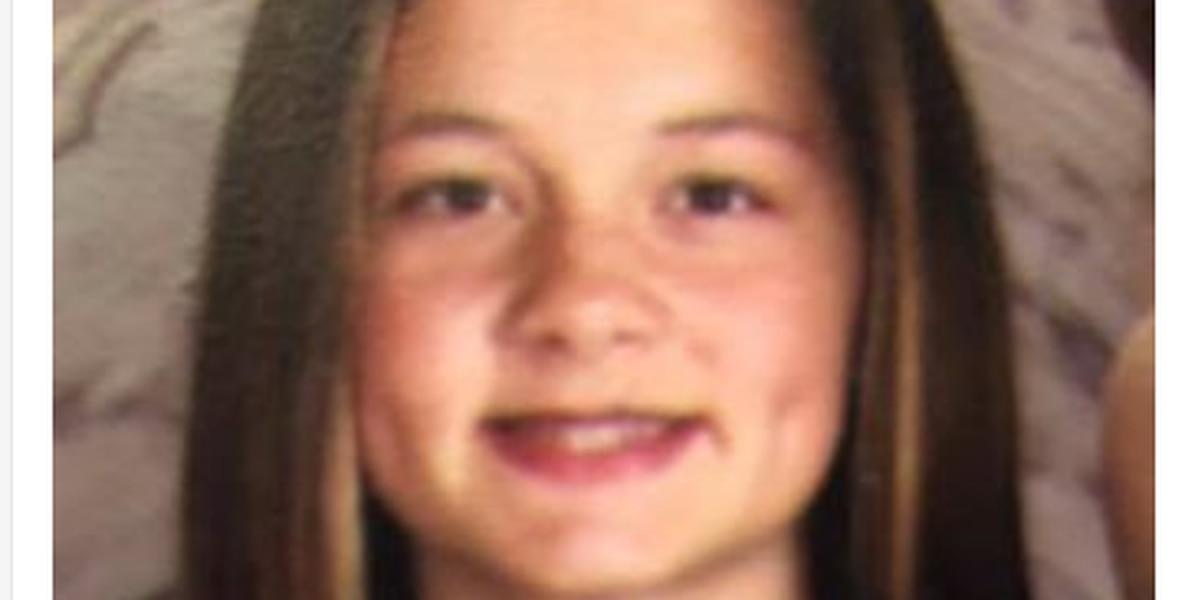 14-year-old girl missing from Washington Parish