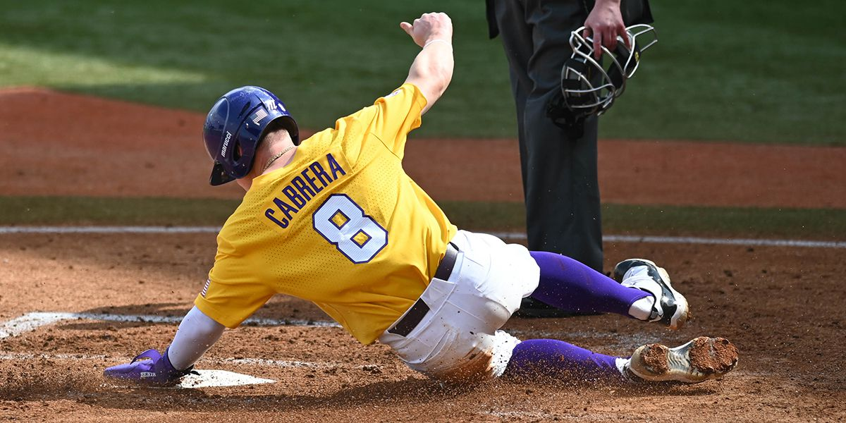 No. 11 LSU crushes Eastern Kentucky in Game 3 to win series