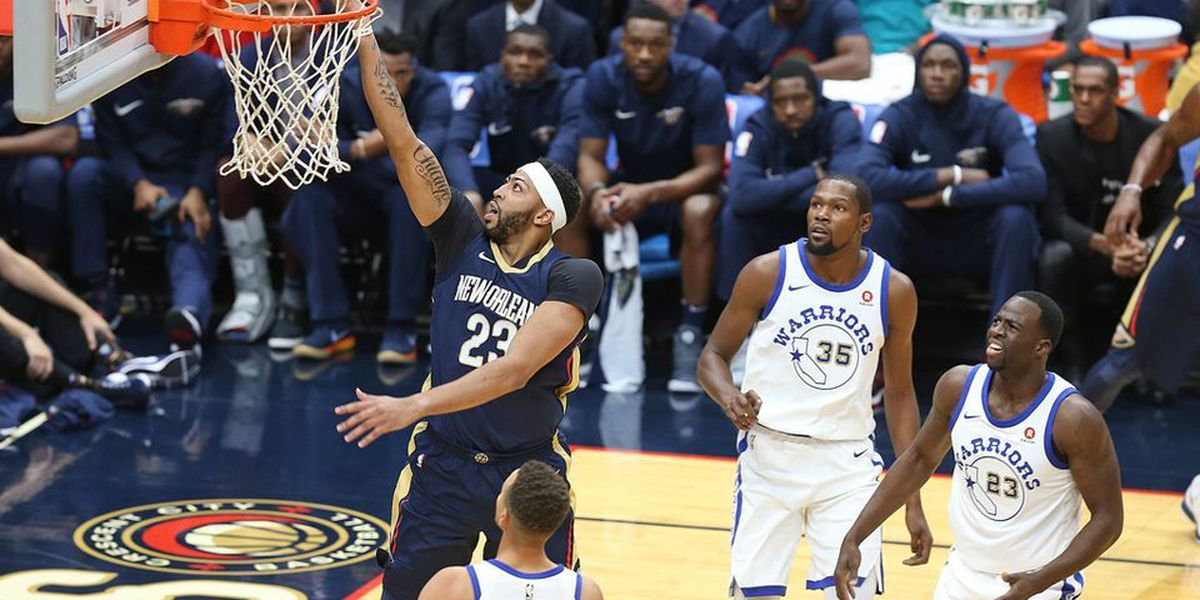 Pelicans drop to 0-2, lose to GSW 128-120