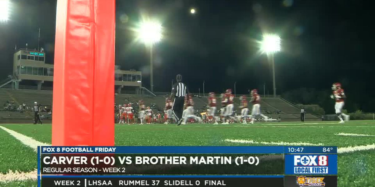 After back-to-back shutouts of opponents, Brother Martin enters the Big 8 rankings