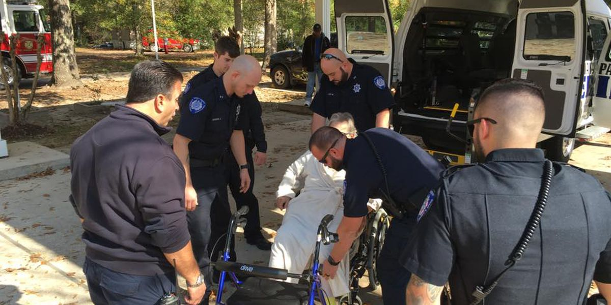 Pipe burst in St. Tammany Parish senior living facility, residents evacuated