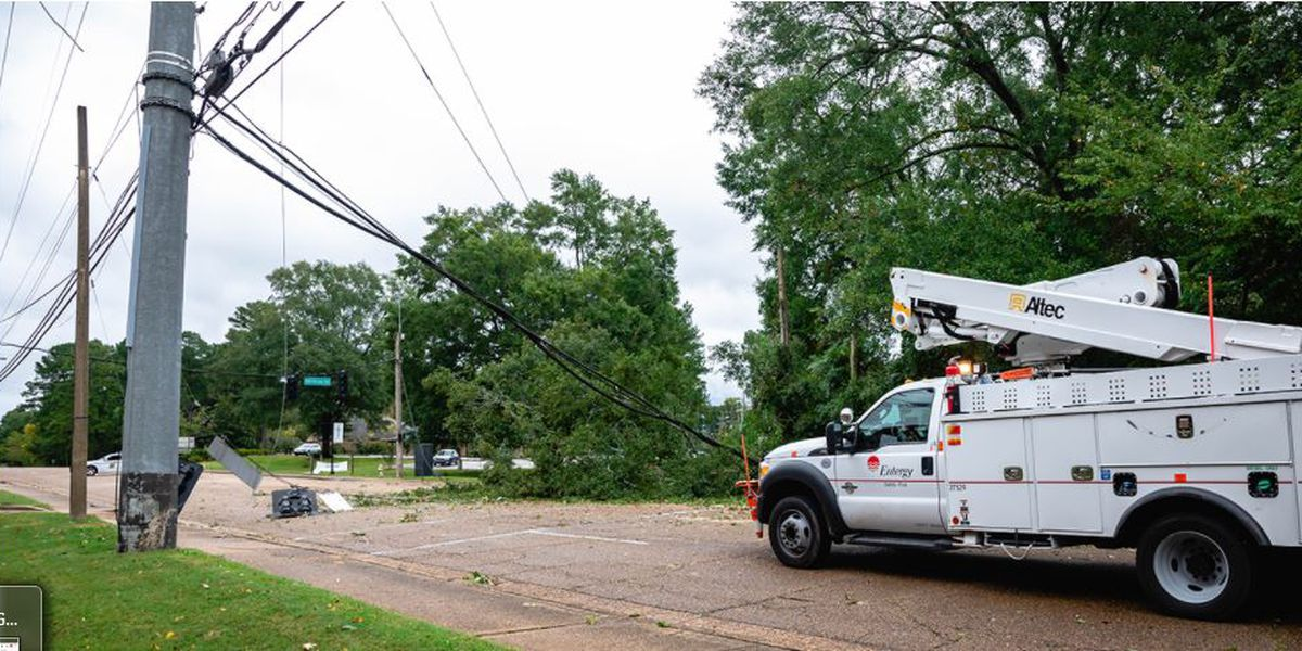 WATCH LIVE 10:30: Entergy, Cox Cable to discuss response to Hurricane Zeta
