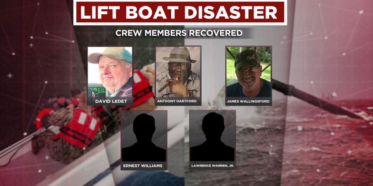 Cajun Navy finds Seacor Power debris 60 miles from crash site