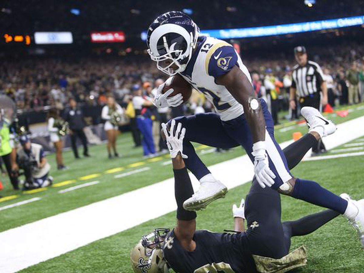Former Saint Brandin Cooks says 'it's just another game' when he plays in the Dome Sunday