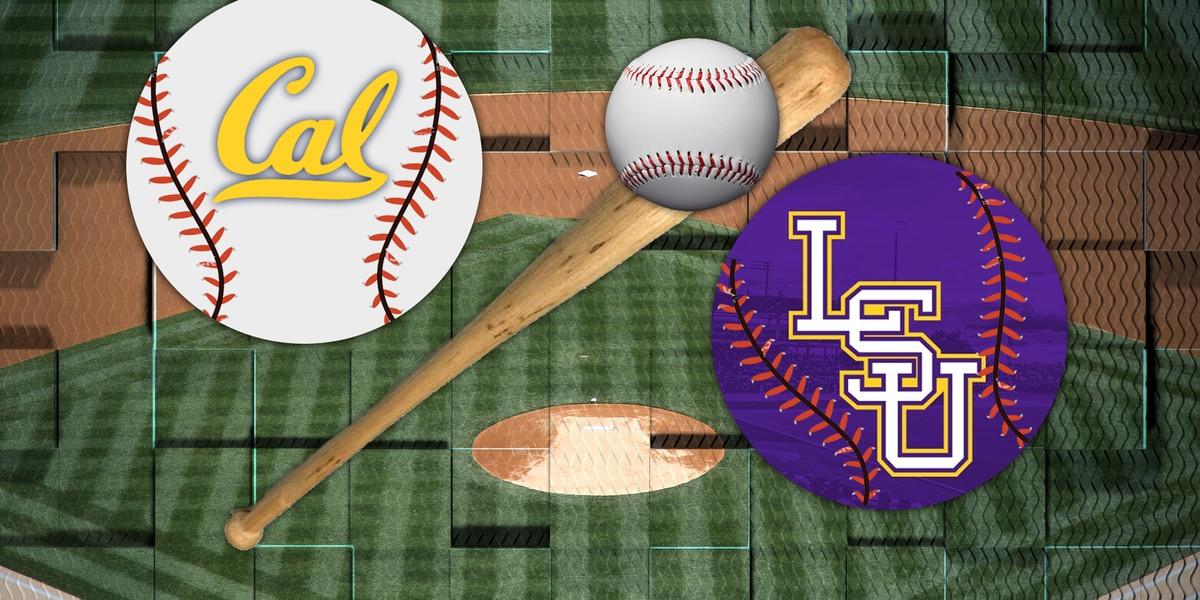 LSU baseball adjusts weekend schedule to avoid inclement weather