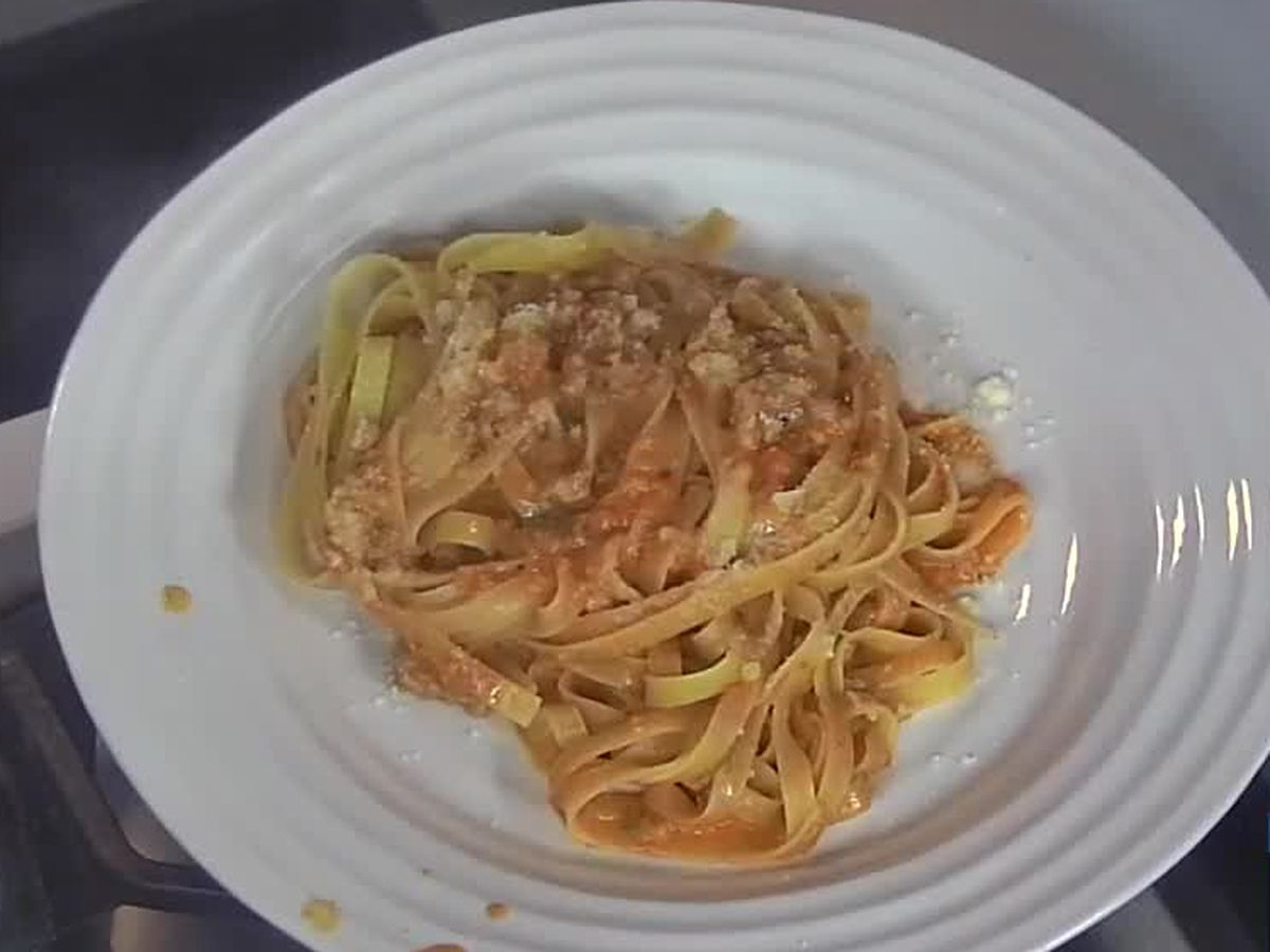 Happy late-National Fettucine Day! Here are recipes from D'Agostino Pasta Company
