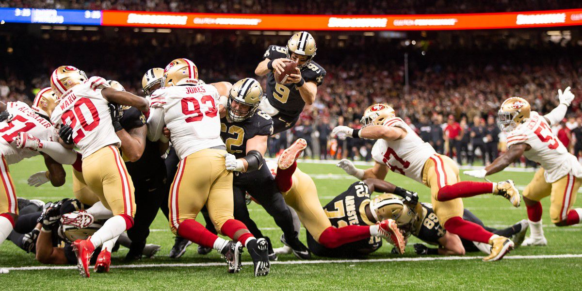After Further Review: Five takes from Saints loss to 49ers
