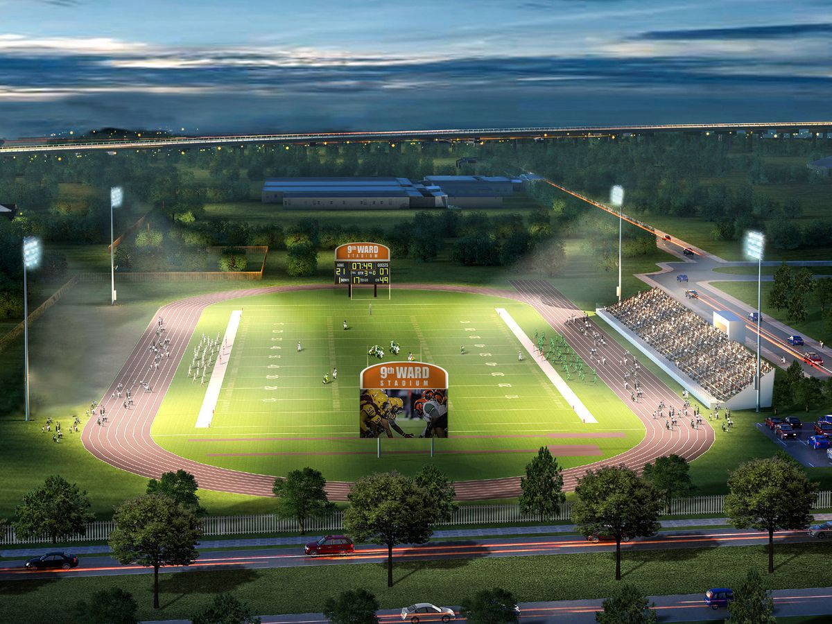 Zurik: New group emerges hoping to make dream of a football stadium in the Ninth Ward a reality