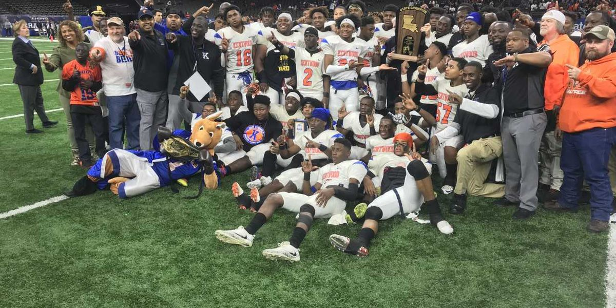 Kentwood takes Class 1A crown with victory over Oak Grove, 40-21