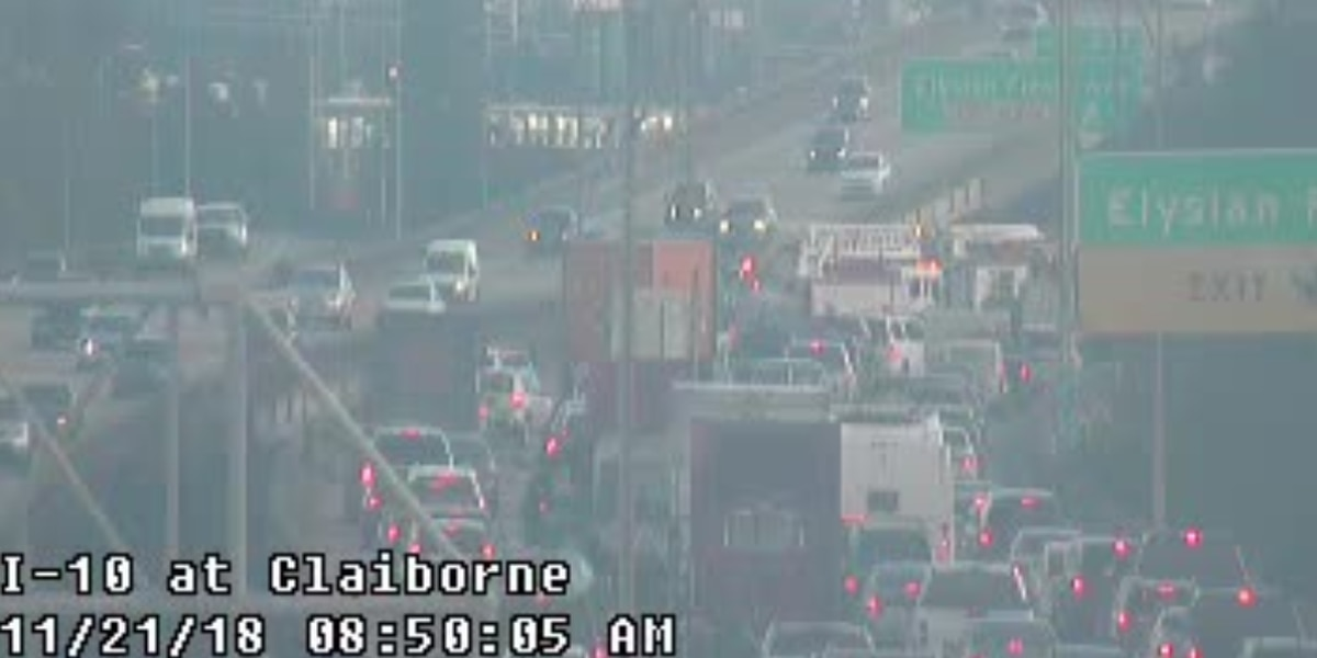 TRAFFIC ALERT: I-10 east reopens after accident