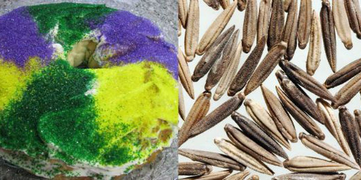 King cake v. wild rice? New Orleans, Minneapolis mayors make bets