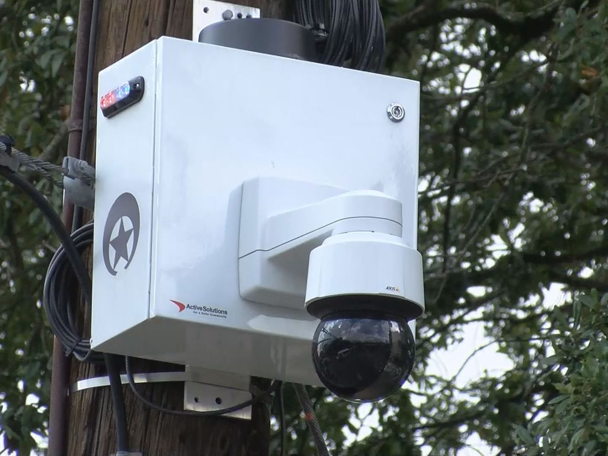 Real-time crime cameras used for more than just crime