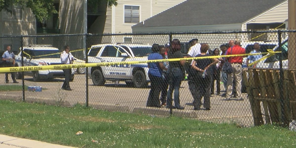 NOPD: Officers did not fire first in fatal apartment complex shooting
