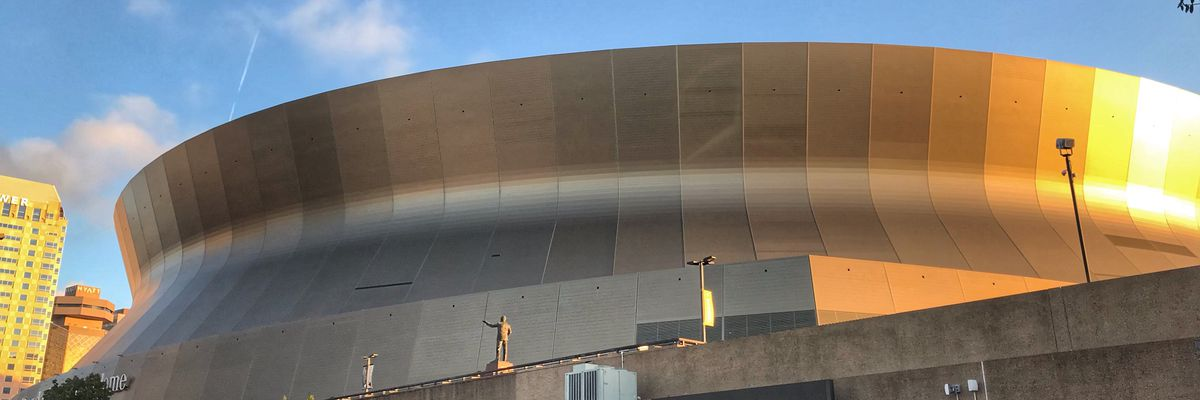 Fans, businesses, tourism leaders support plan for Saints fans in the dome