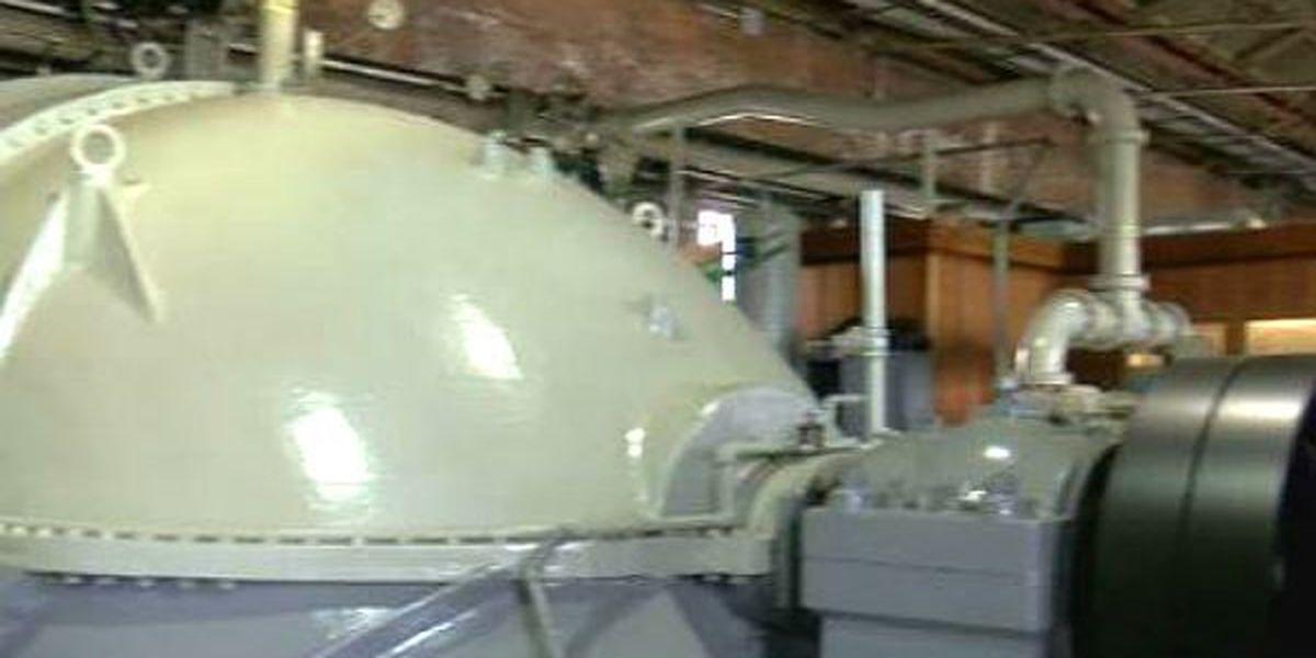 Crews work to fix, cleanup diesel leak near pumping station