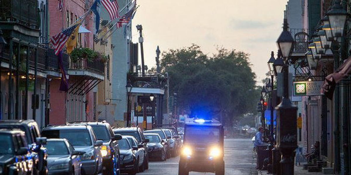 HAPPENING TODAY: New civilian patrol hits French Quarter streets