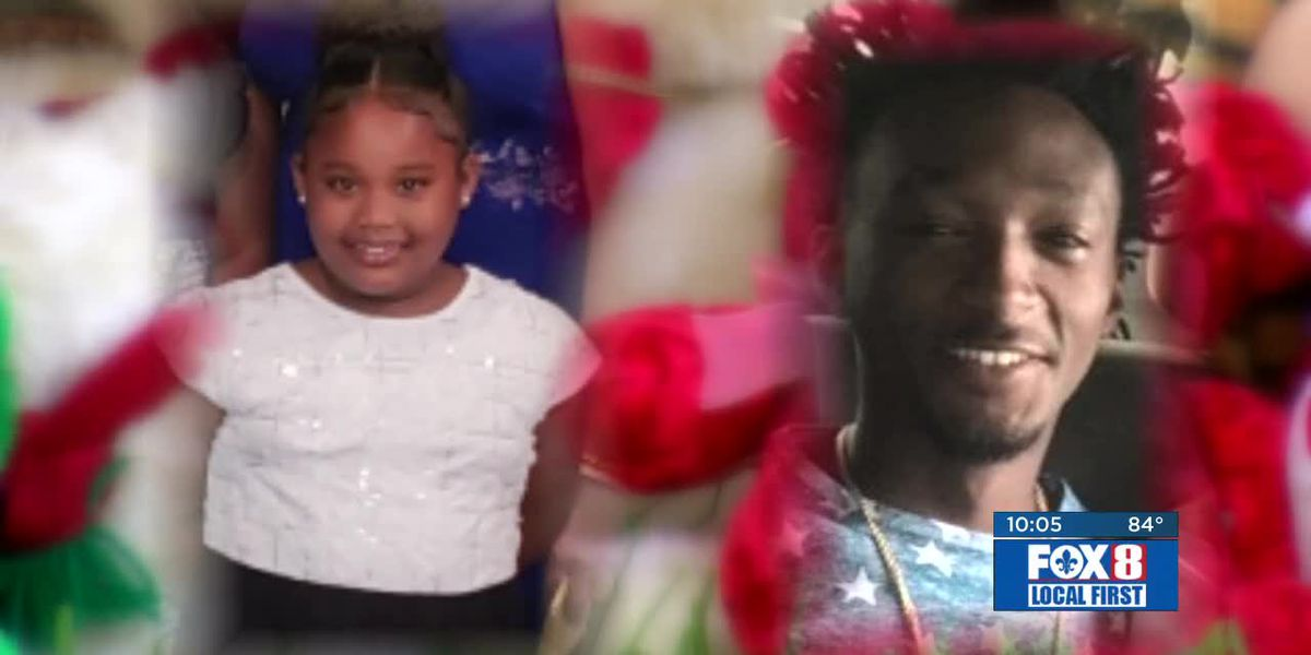 'No one should die that way:' Family in shock after 7-year-old girl, brother killed in Marrero shooting