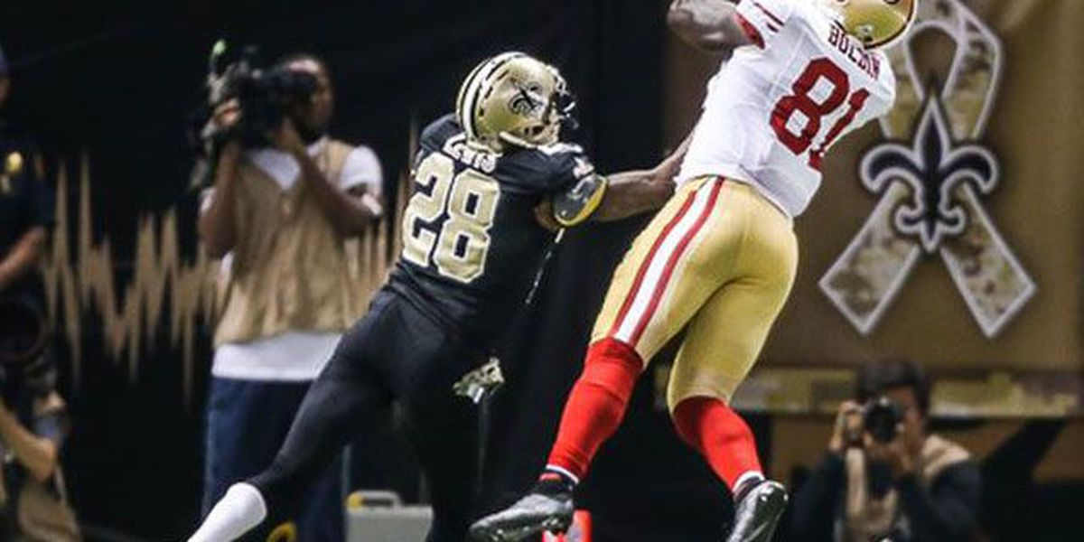 Saints cornerback Keenan Lewis suffers hip and abductor strain