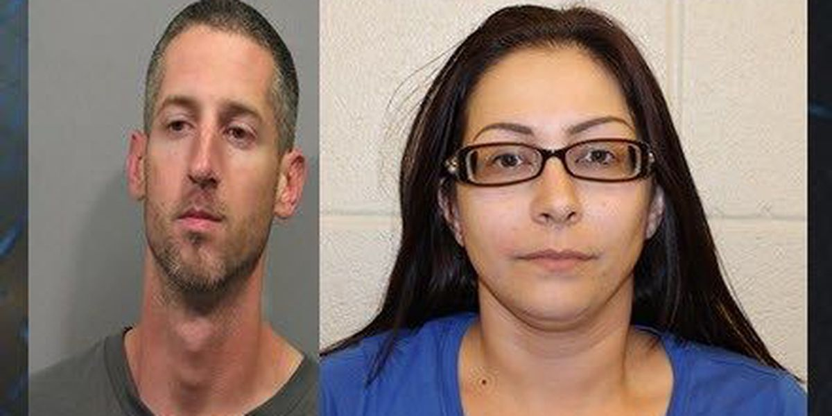 Man, woman arrested for Kenner burglary