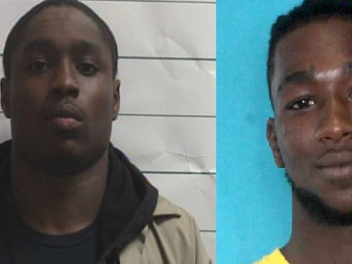 UPDATE: Second suspect arrested in string of armed robberies and carjackings in two parishes