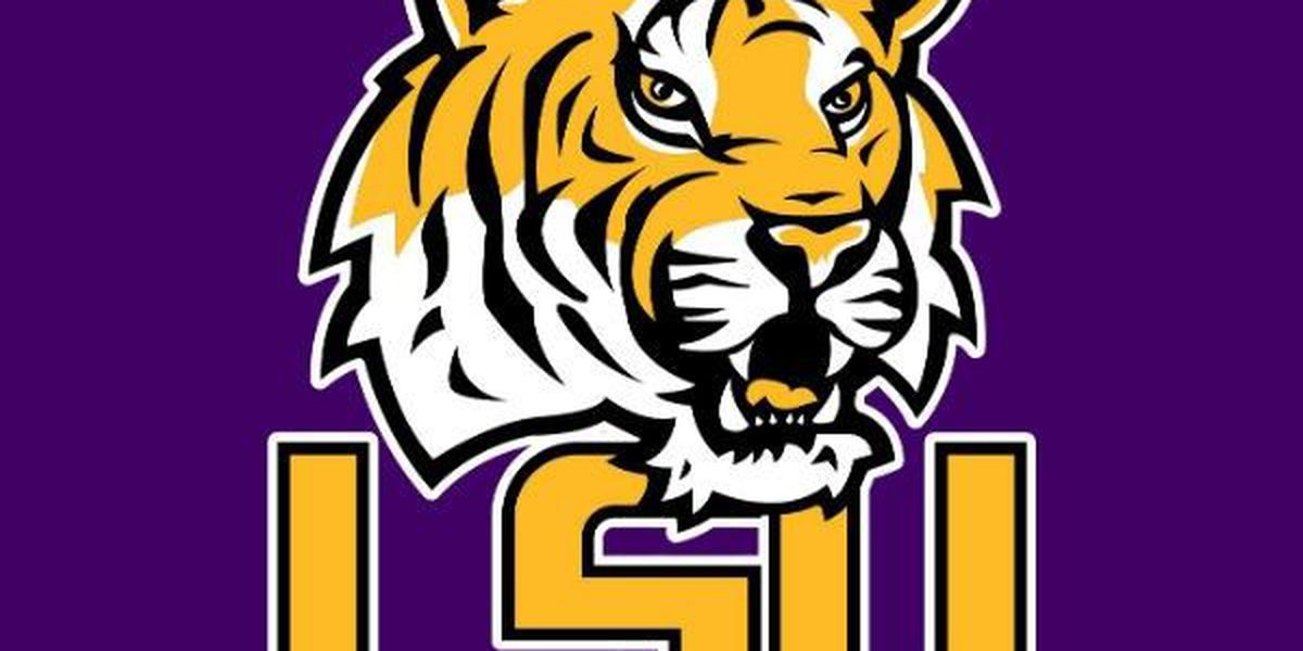 LSU fined for fans storming onto field