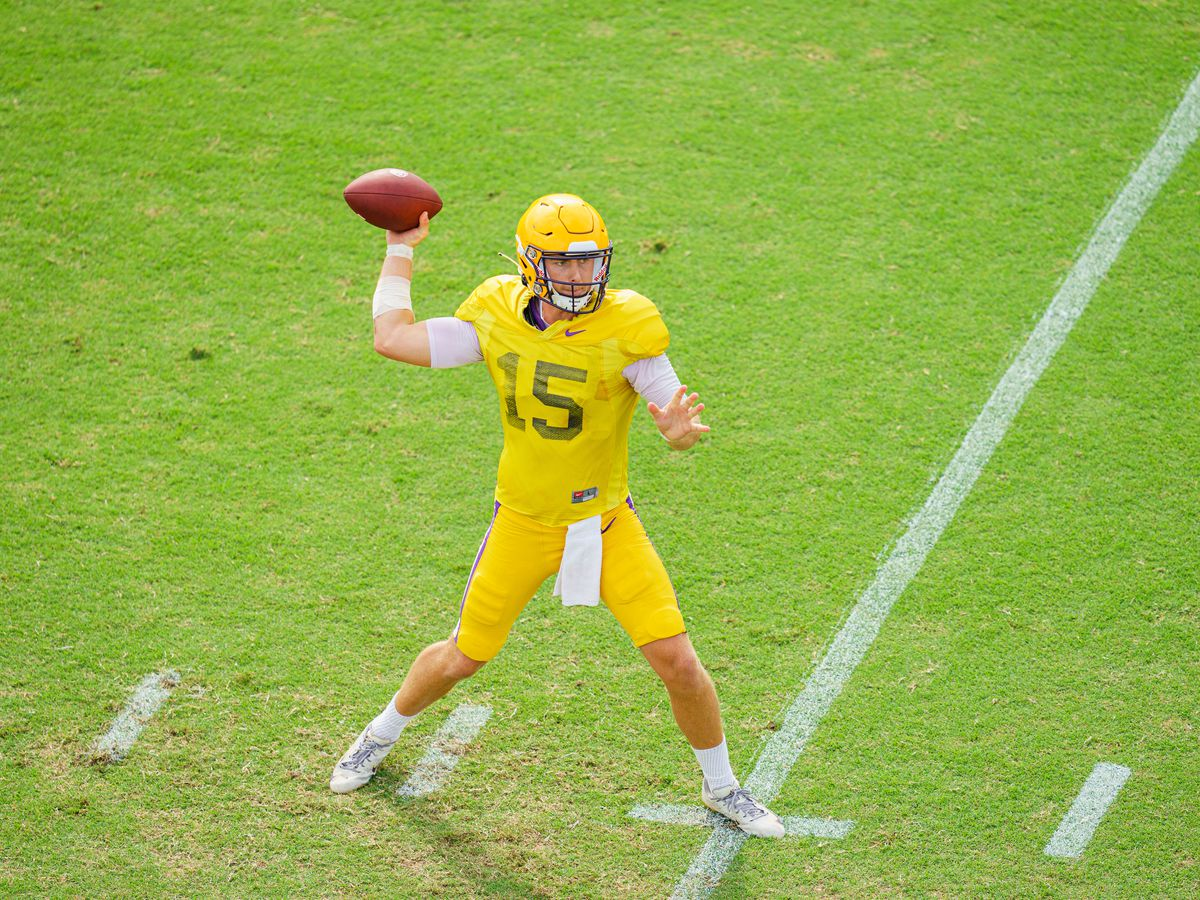 LSU starting to turn their attention to Miss. St. matchup