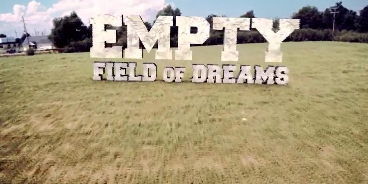 Promises of rebirth following Katrina resulted in an Empty Field of Dreams