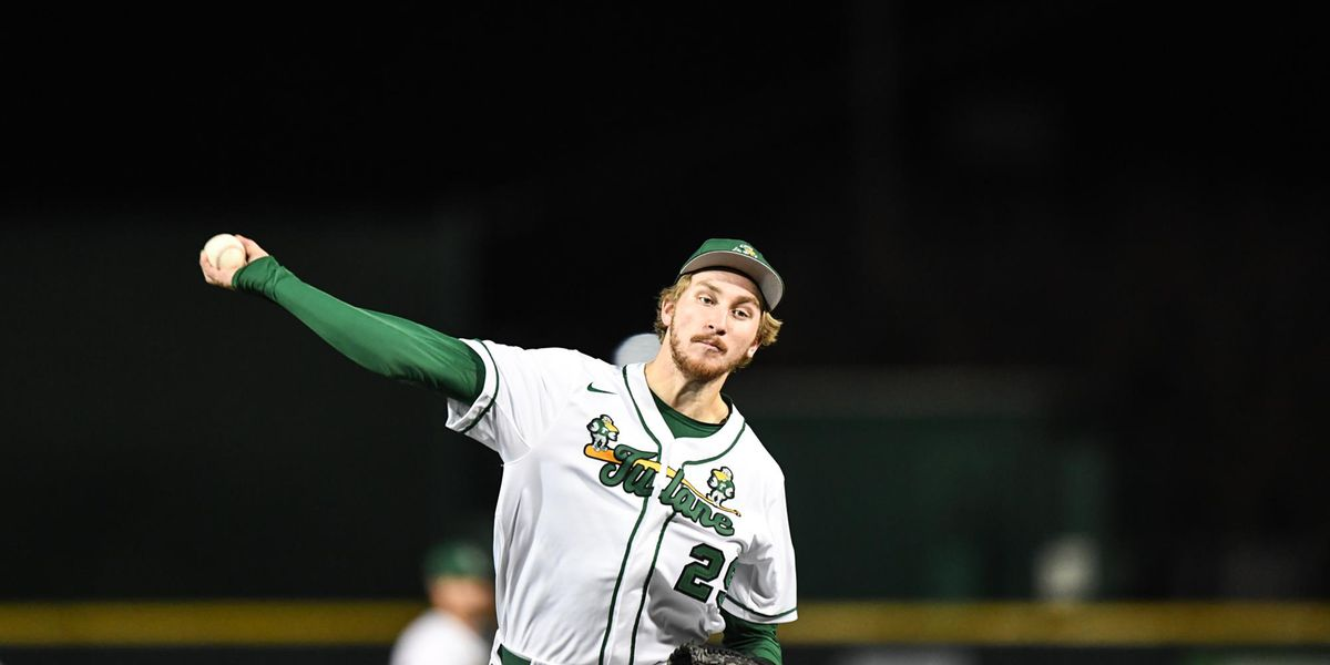 Tulane's Braden Olthoff honored as Collegiate Baseball All-American
