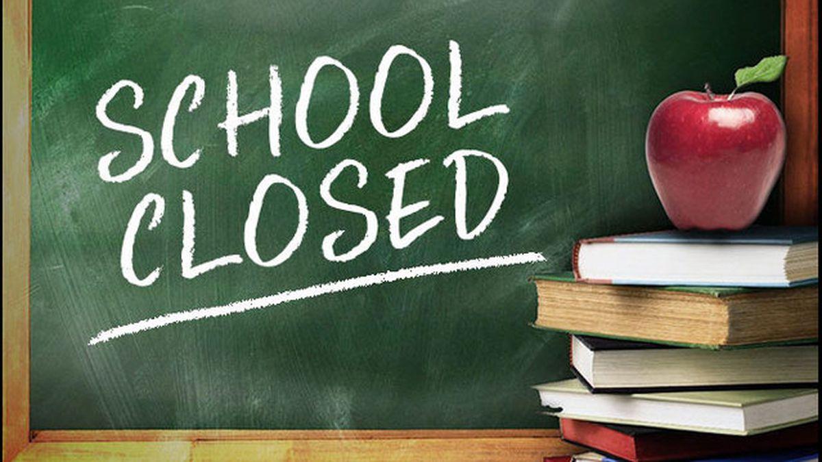 COMPLETE LIST: School closures ahead of Hurricane Zeta