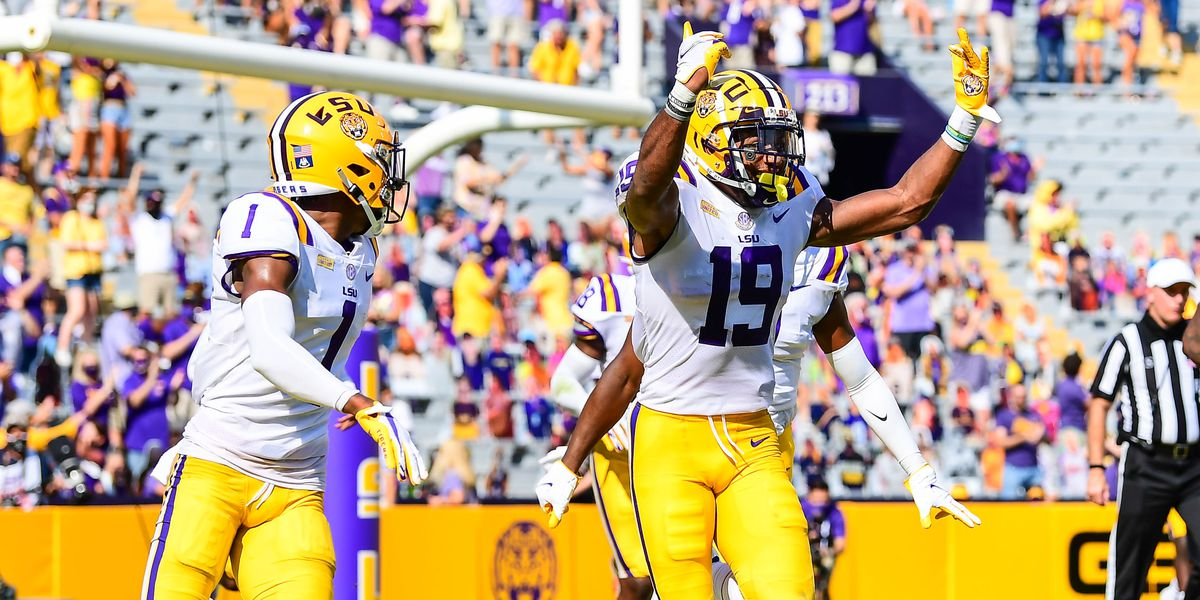 LSU defense looks to minimize mistakes against Vandy