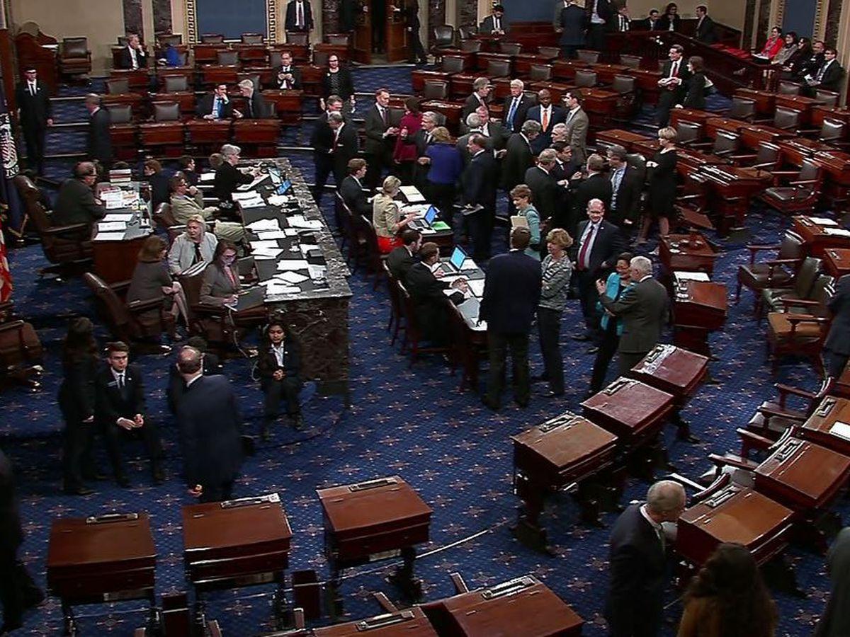 GOP congressman temporarily blocks $19B disaster bill