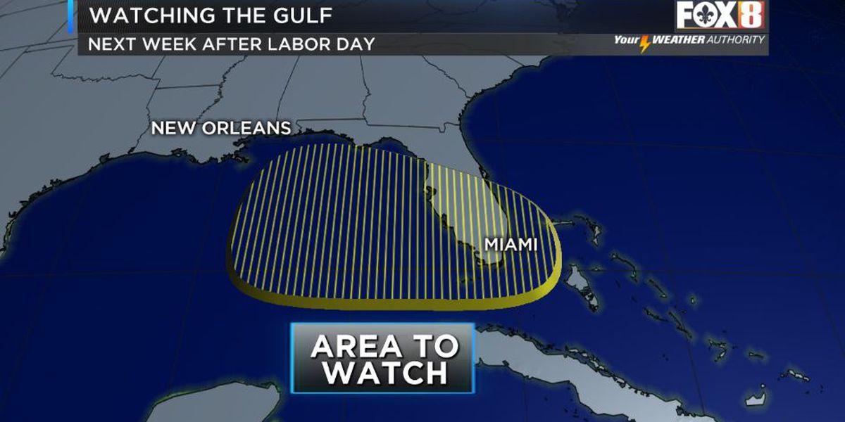Watching Gulf Next Week