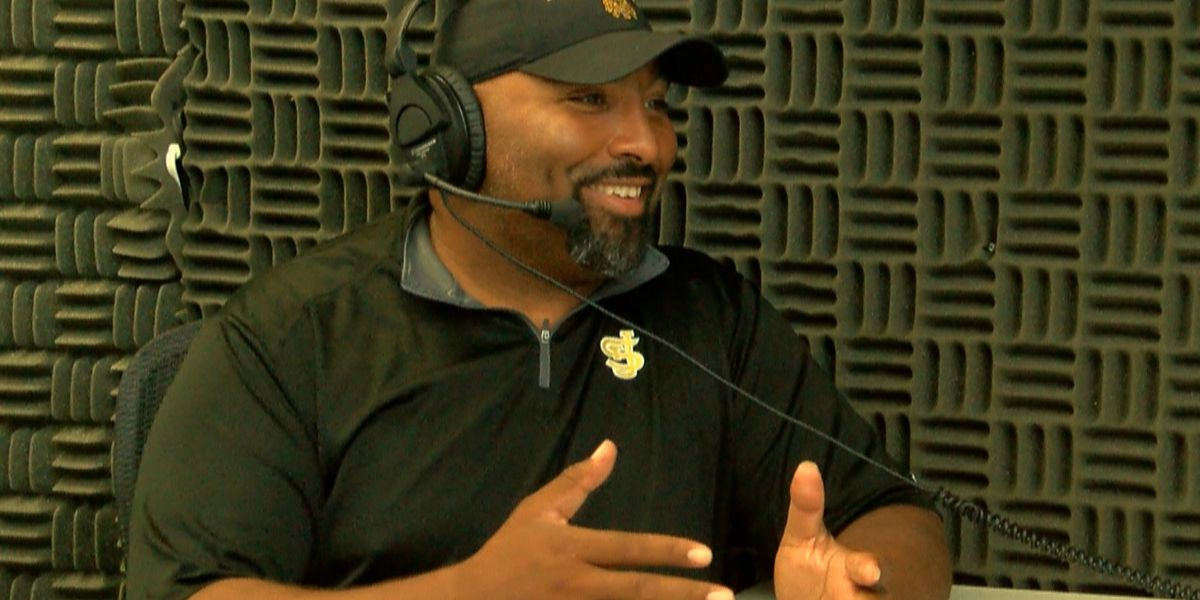 FOX 8 Overtime Podcast #26: St. James HS Coach Robert Valdez