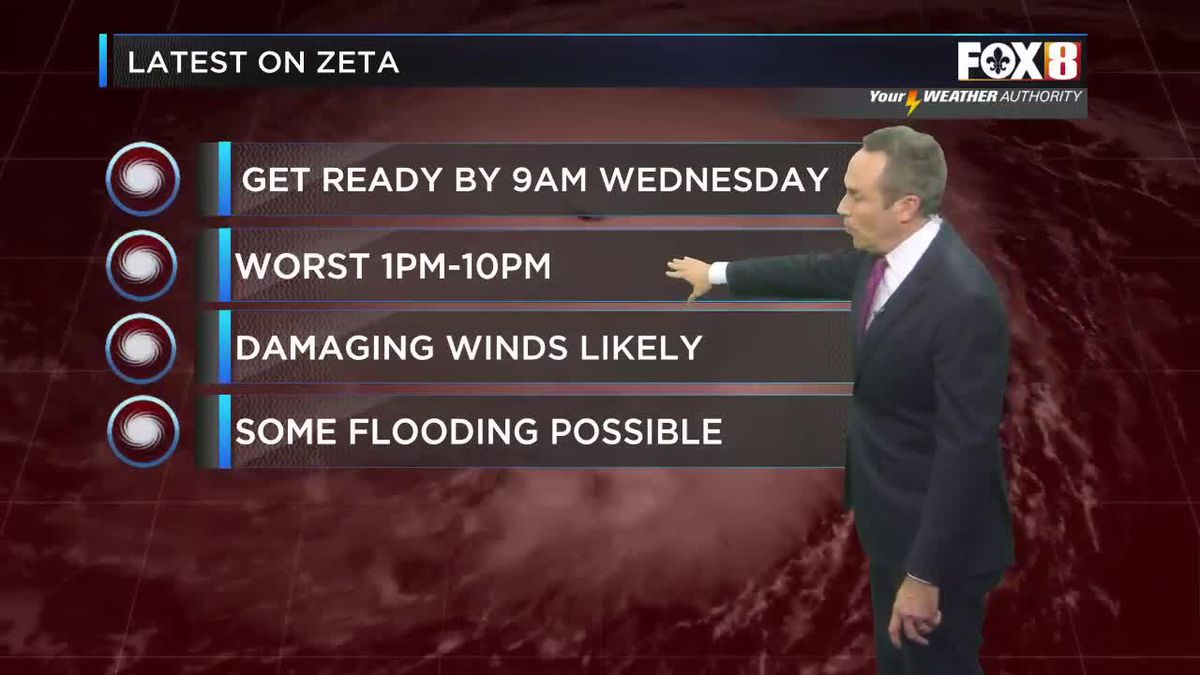 David: Tuesday afternoon weather forecast