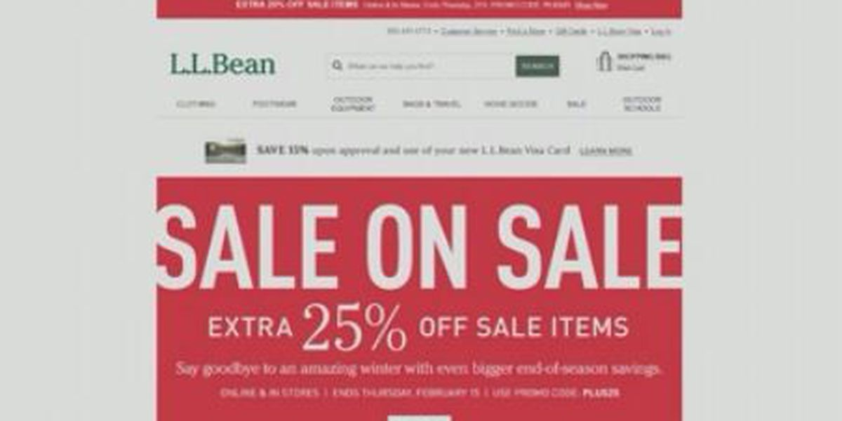 Customer sues L.L. Bean over return policy