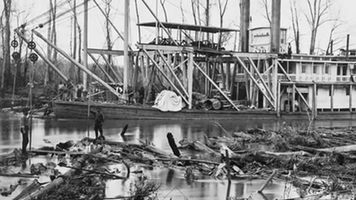 Heart of Louisiana: The Great Raft