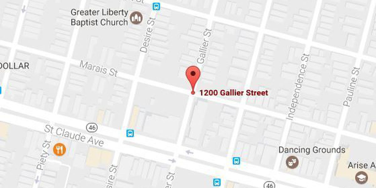 NOPD investigating a shooting in the St. Claude neighborhood