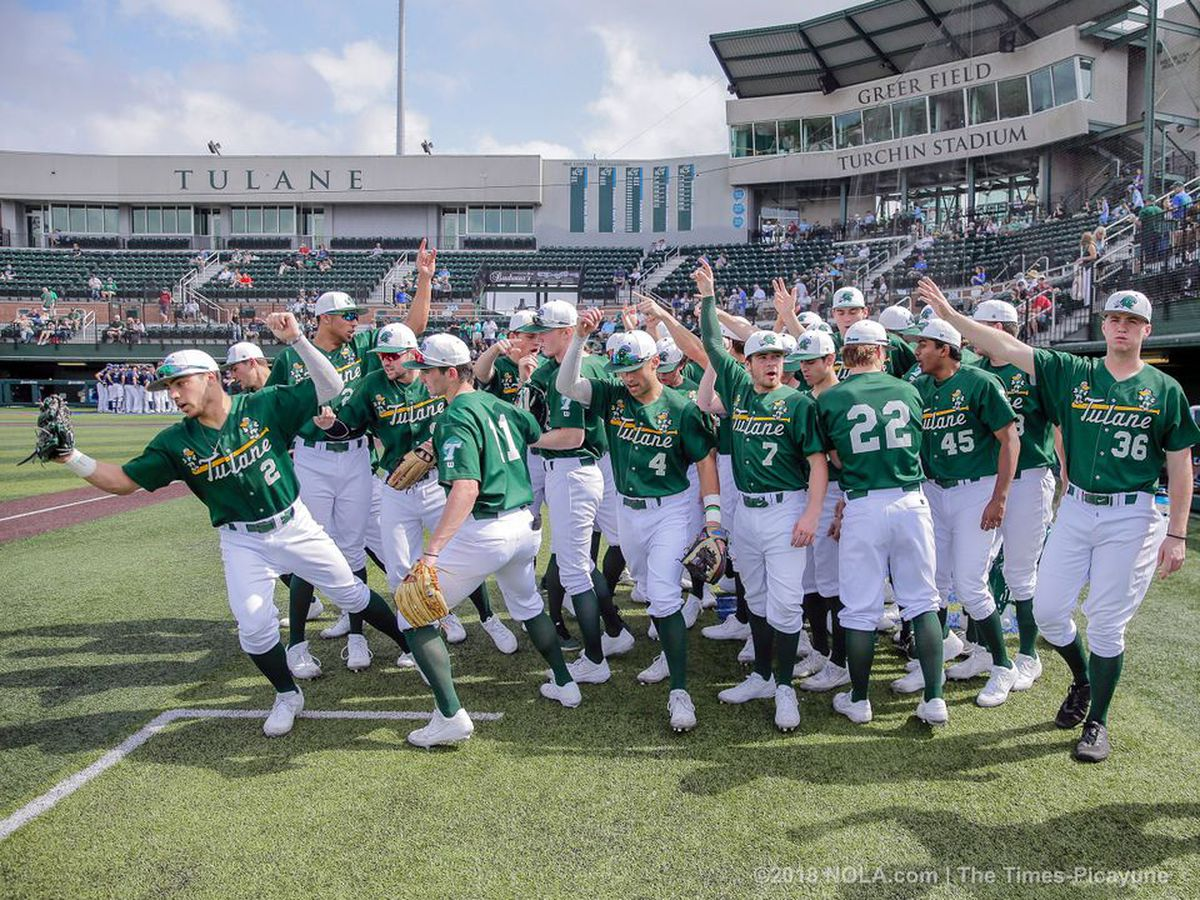 Tulane captures sweep of FGCU with 6-1 win