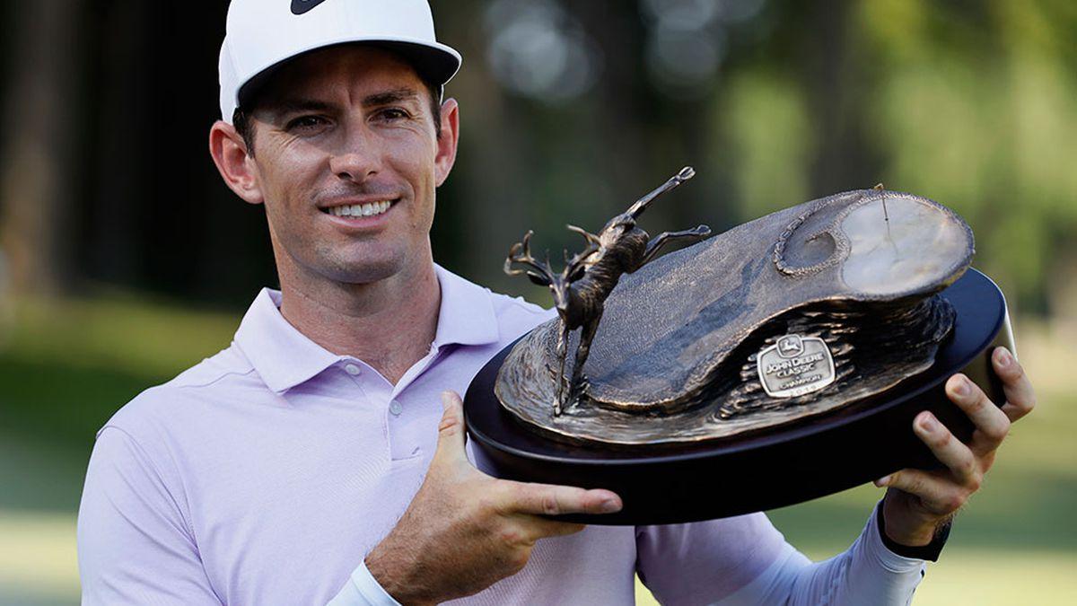 Dylan Frittelli wins John Deere Classic for 1st PGA Tour victory