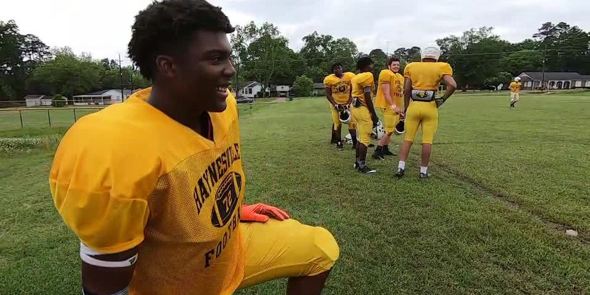 CamRon Jackson ready to keep the Haynesville-to-LSU pipeline going