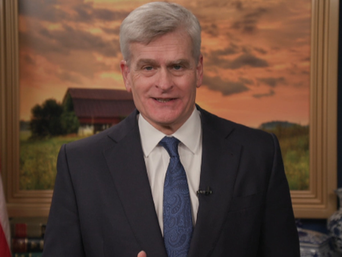 Sen. Cassidy works on infrastructure package that is different from Pres. Biden's