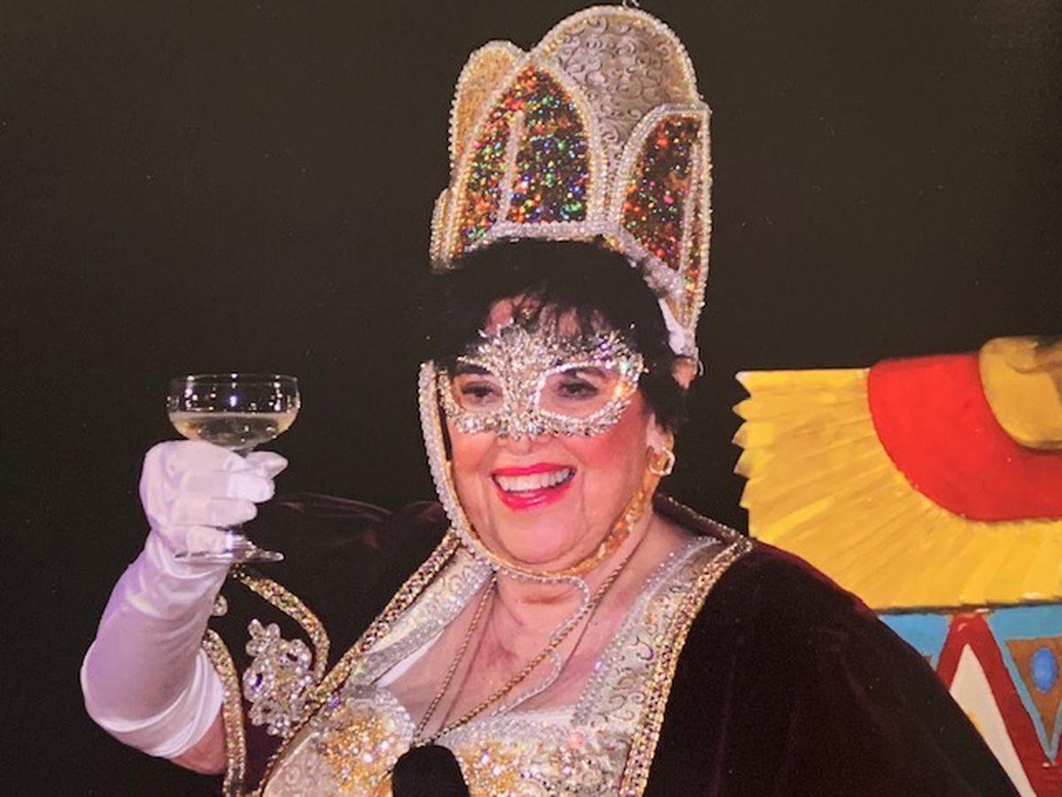 "Krewe of Cleopatra captain and founder, Dolores ""Tuttie"" Kepner, dies at age 89"