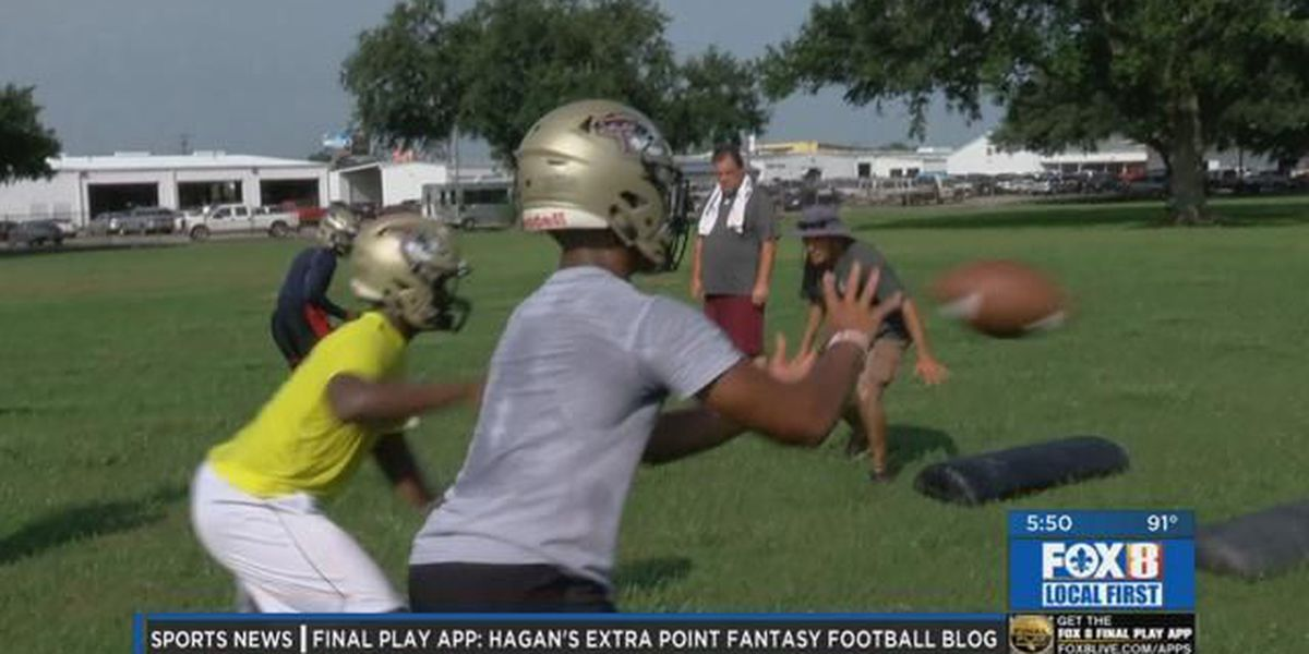 Hahnville visits undefeated Terrebonne in our FOX 8 Football Friday game of the week