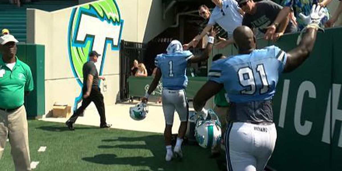Tulane moves Saturday kickoff to 11 a.m. in preparation for Nate