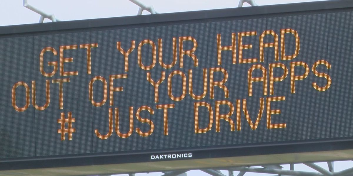 Causeway has new, edgy message to distracted drivers