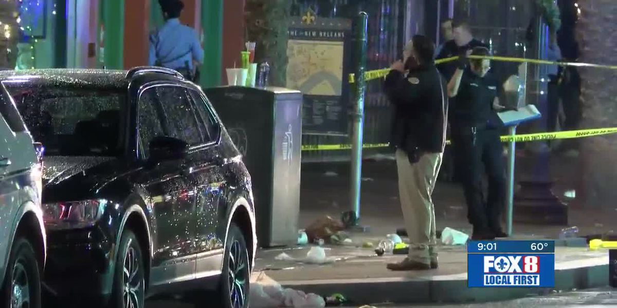 Police make second arrest in the Canal St. mass shooting