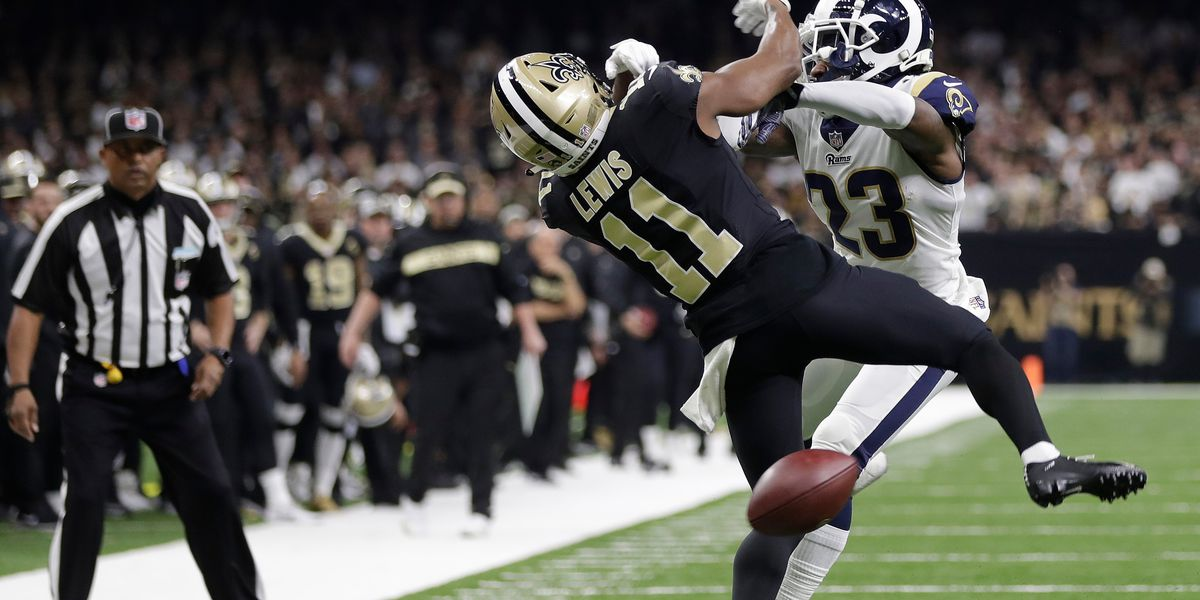NFL Competition Committee expected to discuss no-call