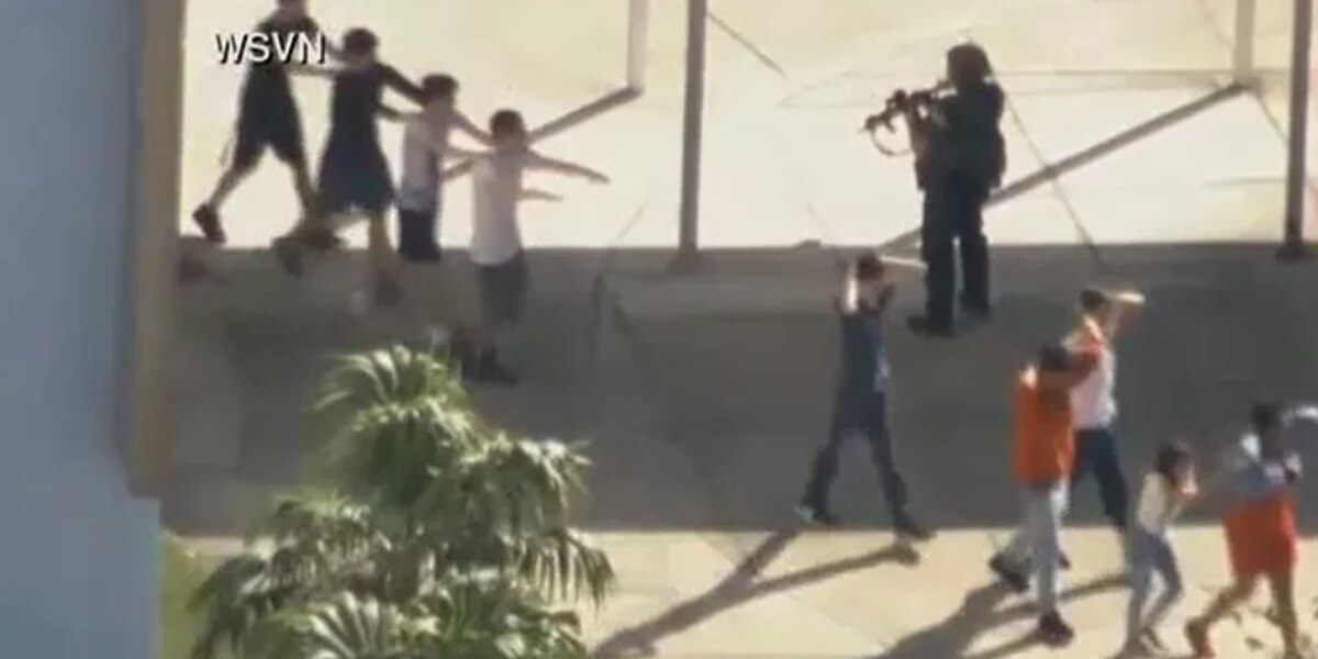 Leader of a white nationalist group says FL school shooter was member