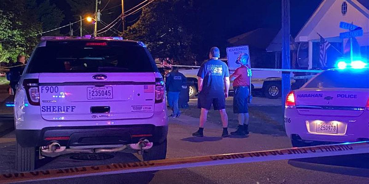 Harahan woman killed by gunfire from suspect, Jefferson Parish coroner says