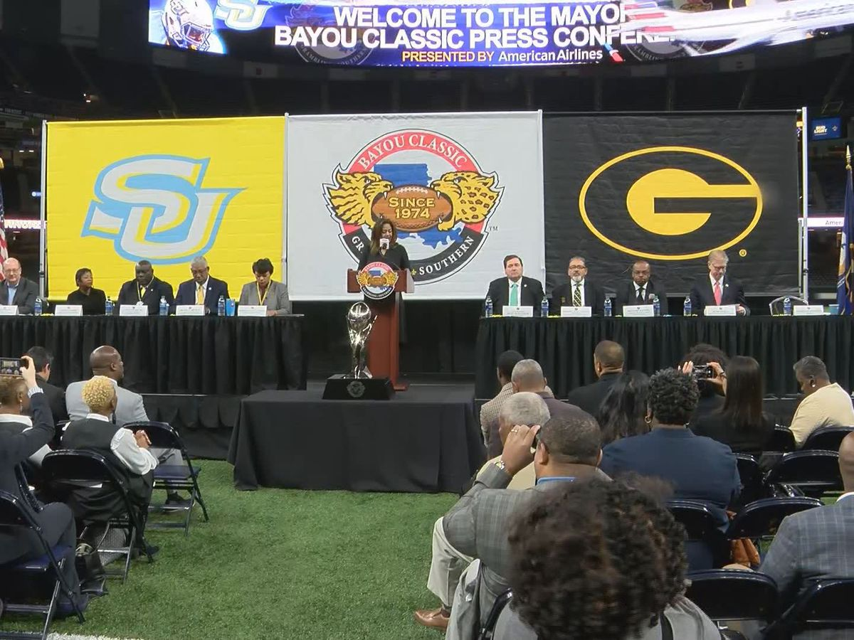 Southern AD Roman Banks still hopeful New Orleans hosts Bayou Classic